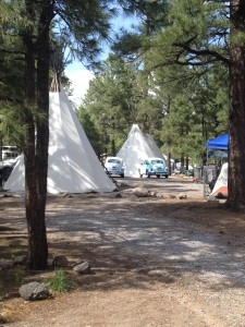 Destination: Flagstaff KOA